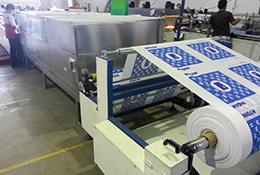 丝网印刷行业的精益推进