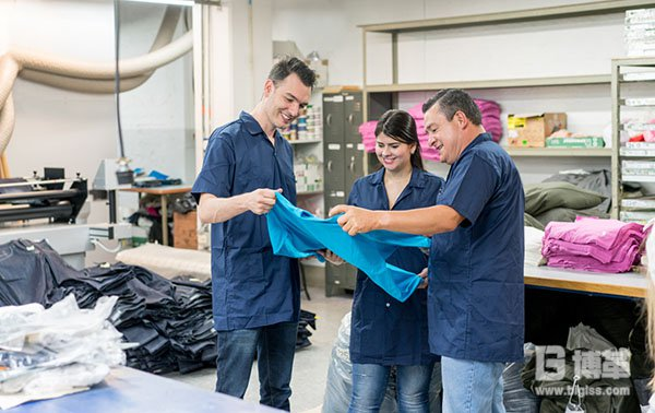 纺织行业洗水部精益生产
