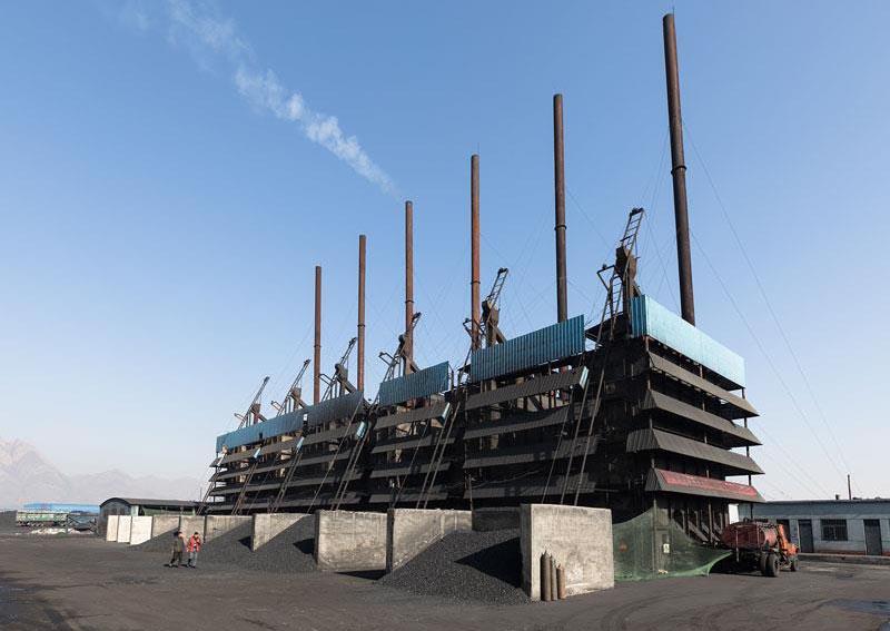 采矿业智能工厂布局规划建设案例