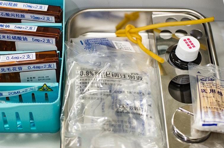 医用耗材一次性有效利用
