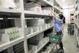 医药物流中心市内配送优化项目案