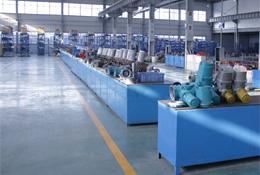 机械装配行业生产物流及布局规划案例