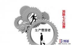 什么是生产管理七大浪费?