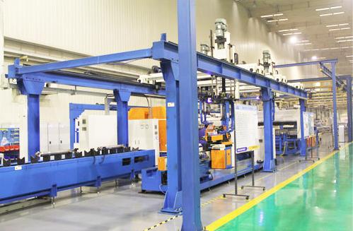 大型液压缸制造行业6S改善案例