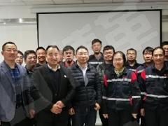 上海某企业5S年度总结会(员工报告)