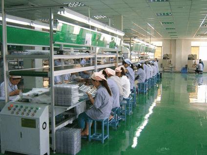 机加工装配线制造能力提